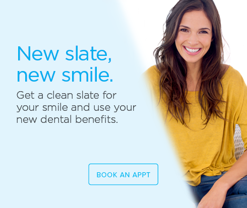 Meridian Smiles Dentistry and Orthodontics - New Year, New Dental Benefits