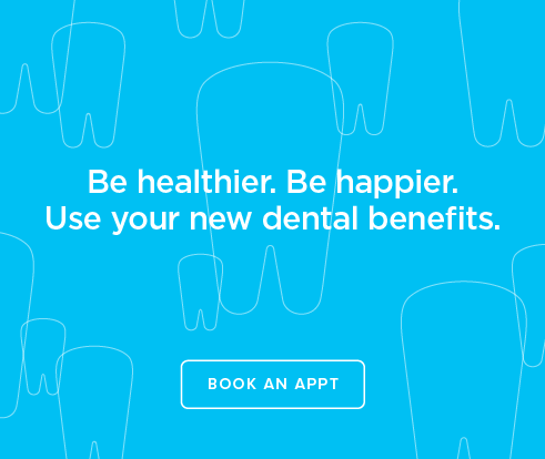 Be Heathier, Be Happier. Use your new dental benefits. - Meridian Smiles Dentistry and Orthodontics